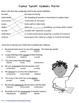 McGraw Hill Reading Wonders © 2nd Grade Unit 3 Week 5 Vocabulary Practice
