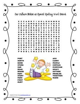 McGraw Hill Reading Wonders © 2nd Grade Unit 4 Week 3 Worksheet Set