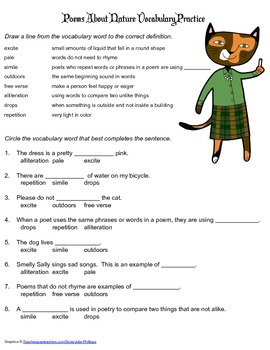McGraw Hill Reading Wonders © 2nd Grade Unit 4 Week 5 Vocabulary Practice
