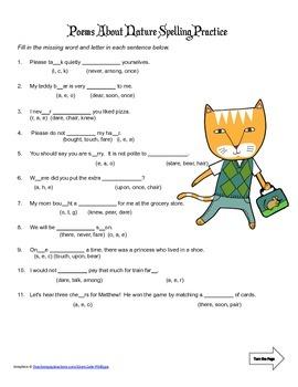McGraw Hill Reading Wonders © 2nd Grade Unit 4 Week 5 Worksheet Set