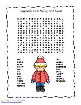 McGraw Hill Reading Wonders © 2nd Grade Unit 5 Week 2 Spel
