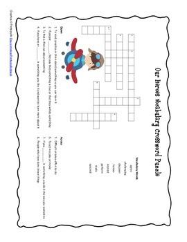McGraw Hill Reading Wonders © 2nd Grade Unit 5 Week 3 Worksheet Set