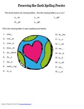 McGraw Hill Reading Wonders © 2nd Grade Unit 5 Week 4 Spel