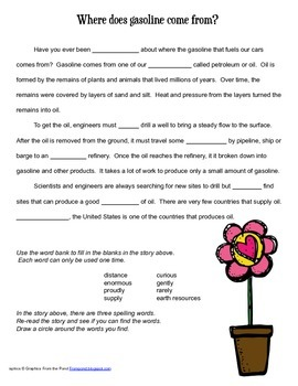 McGraw Hill Reading Wonders © 2nd Grade Unit 5 Week 4 Worksheet Set