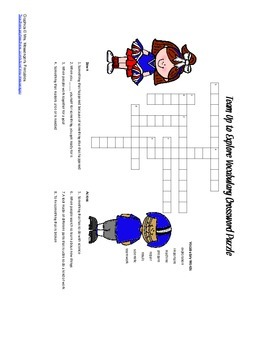 McGraw Hill Reading Wonders © 2nd Grade Unit 6 Week 3 Worksheet Set