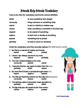 McGraw Hill Reading Wonders © 2nd Grade Units 1-6 Vocabulary Worksheets