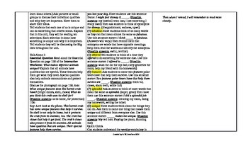 Reading Wonders 3rd Grade UNIT 3 Intervention Wonderworks Plans