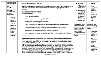 McGraw-Hill Reading Wonders 3rd Grade UNIT 5 On Level Small Group Plans