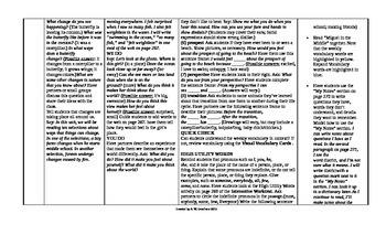 McGraw-Hill Reading Wonders 5th Grade UNIT 5 Intervention Wonderworks Plans