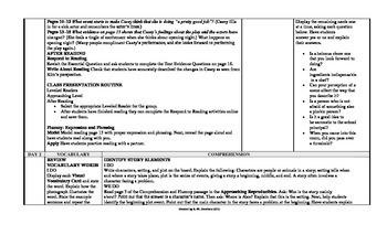 Reading Wonders 6th Grade Approaching Sm Group Plans **BUNDLE**