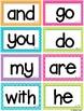 McGraw-Hill Reading Wonders Common Core Kindergarten Word