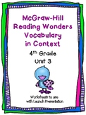 McGraw Hill Reading Wonders Context Clues Worksheets Unit