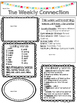 McGraw-Hill Reading Wonders EDITABLE 2nd grade Weekly Newsletter UNIT 4
