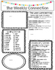 McGraw-Hill Reading Wonders EDITABLE 4th grade Weekly Newsletter UNIT 3