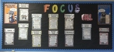 McGraw-Hill Reading Wonders Focus Wall Posters BUNDLE Grade 2