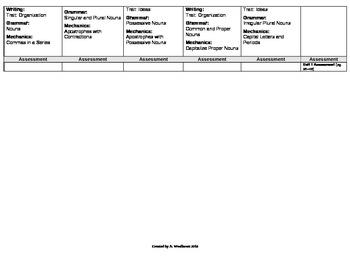 McGraw-Hill Reading Wonders Grade 1 Unit 2 Plan