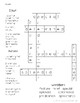 McGraw-Hill Reading Wonders Grade 1 Unit 4 Vocabulary Crossword Puzzles
