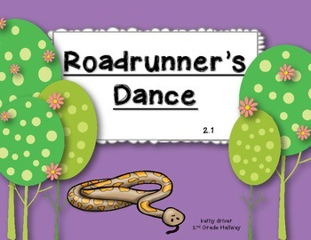 McGraw Hill Reading Wonders Grade 3 Roadrunner's Dance 2.1