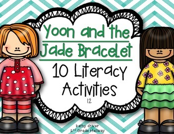 McGraw Hill Reading Wonders Grade 3 Yoon and the Jade Brac