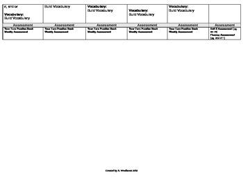 McGraw-Hill Reading Wonders Grade 4 Unit 3 Plan