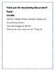 McGraw Hill Reading Wonders Grade 4 Unit 6 Vocabulary Quiz Bundle