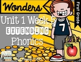 Extending Phonics with Wonders for First: Unit 1 Week 5