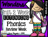 Extending Phonics with Wonders for First: Unit 2 Week 6