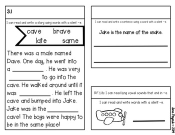 Extending Phonics with Wonders for First: Unit 3 Week 1