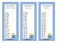McGraw-Hill Reading Wonders SEND-HOME SPELLING LISTS - Gra