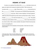 McGraw Hill Reading Wonders © 2nd Grade Unit 4 Week 2 Vocabulary Passage