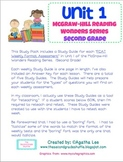 McGraw-Hill Reading Wonders Series- Grade 2- Unit 1 Study Pack