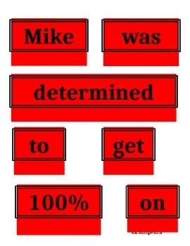 McGraw-Hill Reading Wonders Unit 5 Week 1 Vocabulary Build A Sentence