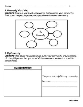 McGraw Hill Wonders: Unit 6, Week 5 Workstations