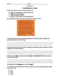 McGraw Hill Selection FSA Test Animal Adaptations 'Common Core'