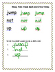 McGraw Hill Treasures Units 3 and 4 Sight Word Study Packet; First Grade