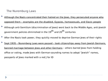 McGraw Hill US History Ch 11 Lesson 3 The Holocaust WWII World War Two
