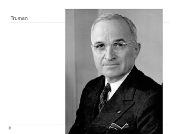 McGraw Hill US History and Geography Ch 14 Lesson 1 Truman and Eisenhower
