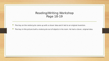 McGraw Hill Unit 1 Week 1 PowerPoint