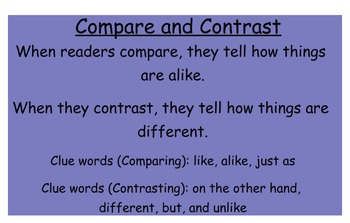 McGraw-Hill Unit 4 Week 1 Compare and Contrast Review- Alaska