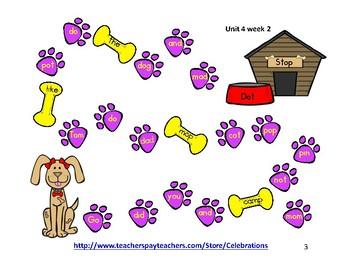 Reading Groups: Unit 4, Week 2:  Letter D