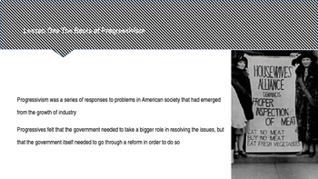 McGraw Hill United States History Chapter 6 The Progressive Movement