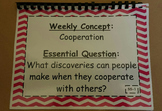 McGraw-Hill WONDERS 5th Gr Weekly Concepts/Essential Quest
