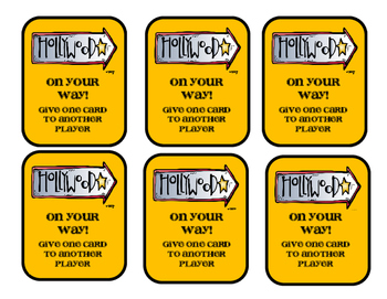 McGraw-Hill WONDERS Grade 2 Unit 2 High Frequency Word Game