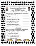 WONDERS Grade 3 Unit 1 Vocabulary and Grammar Reviews
