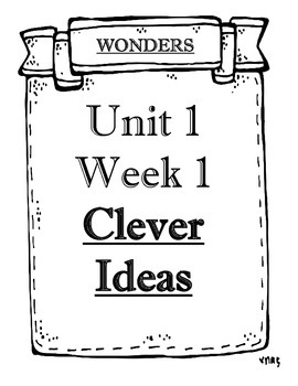 McGraw-Hill WONDERS Grade 4 Unit 1 Weeks 1 to 5 Objectives