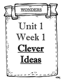 WONDERS Grade 4 Unit 1 Weeks 1 to 5 Objectives