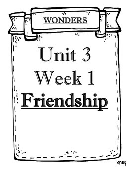 McGraw-Hill WONDERS Grade 4 Unit 3 Weeks 1 to 5 Objectives