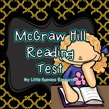 McGraw Hill Weekly Reading Test