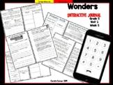 Wonders 5th Grade Interactive Journal  Unit 1 Week 5