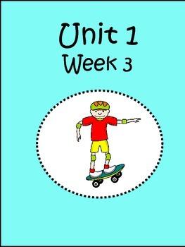 Unit 1 Week 3